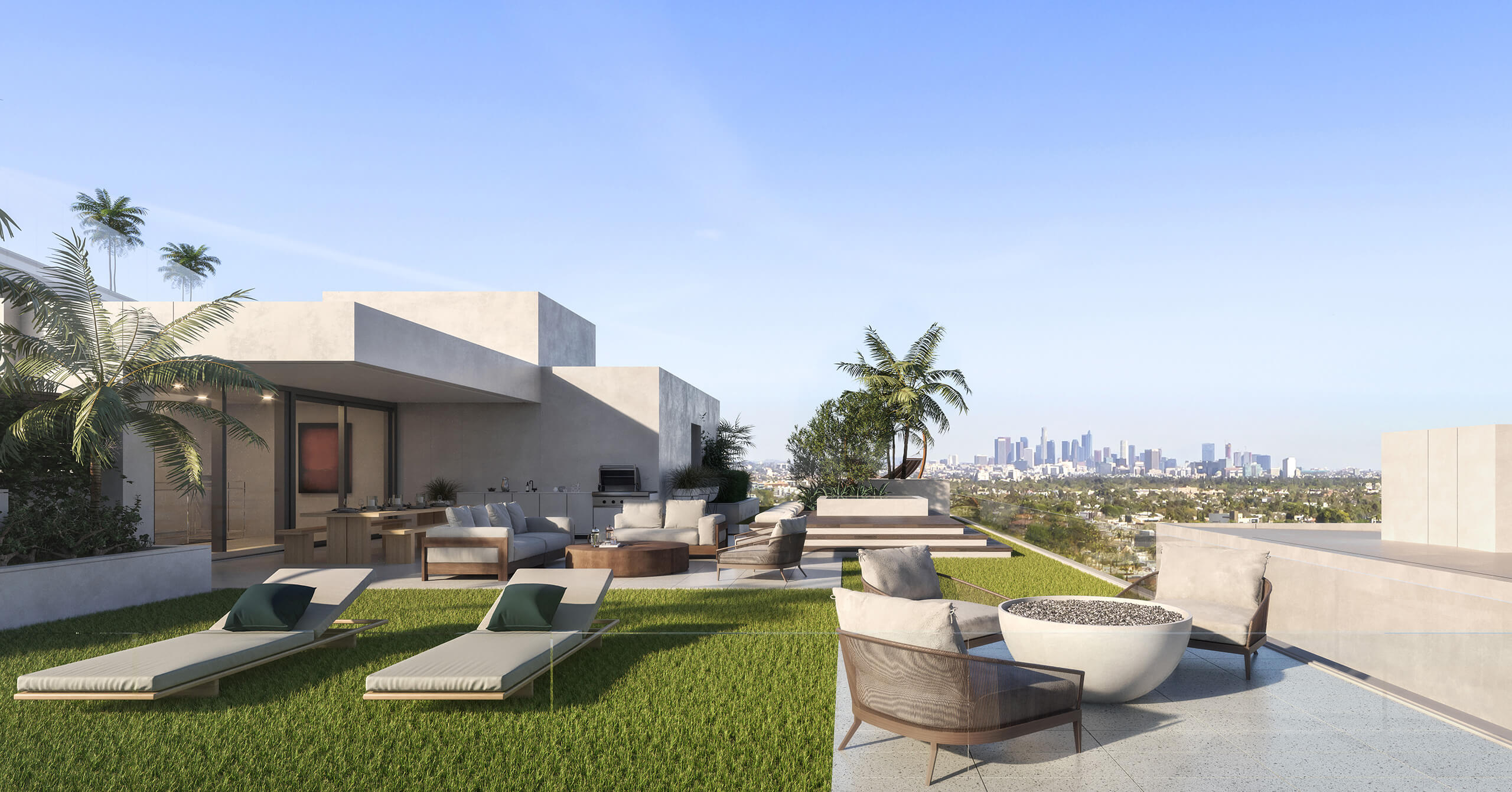 Pendry Residences West Hollywood Terraces
