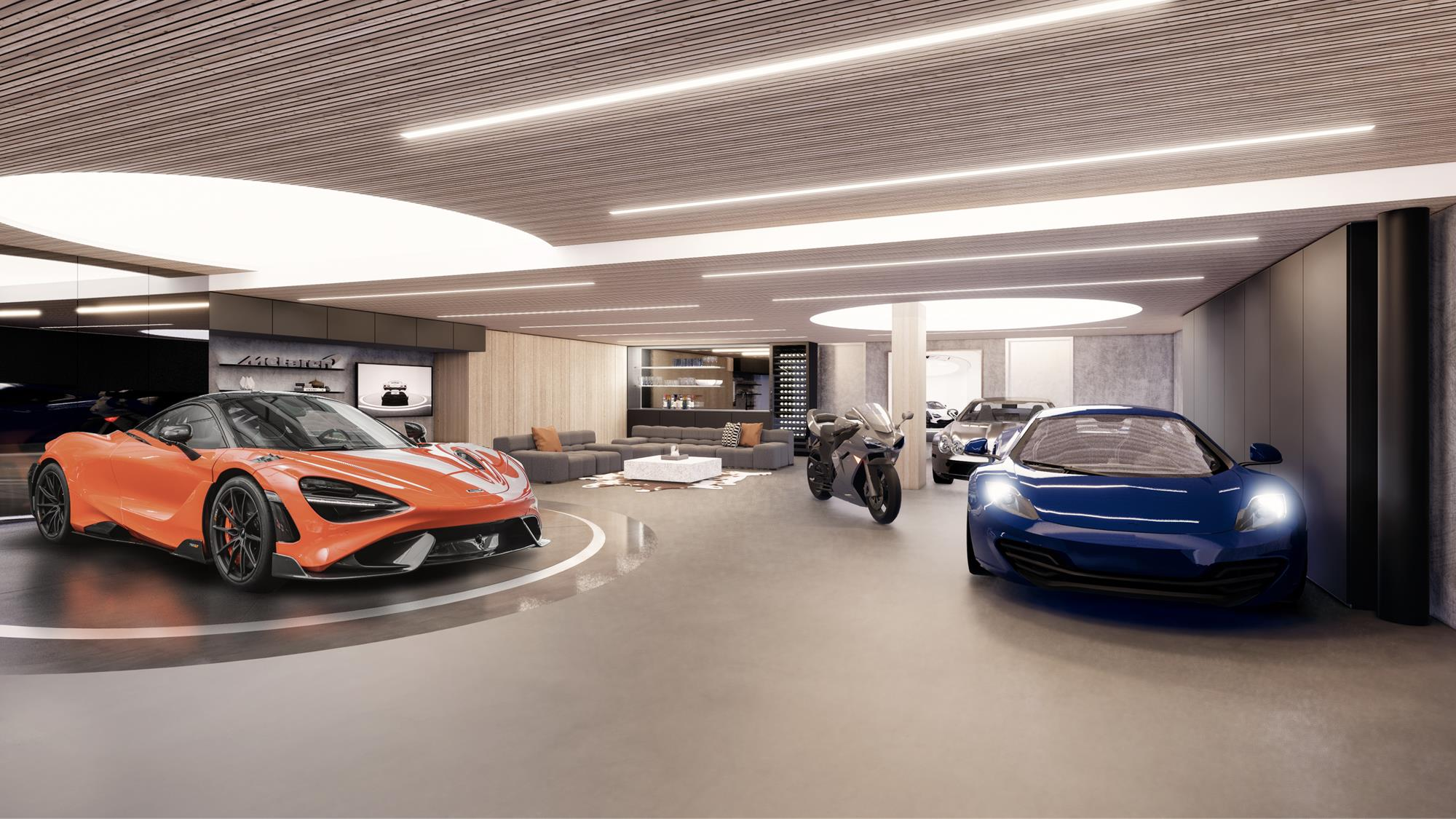 "Welcome to L.A.'s ""Super Garage"""
